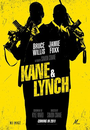 Cartel de Kane & Lynch