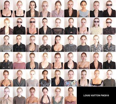 Modelos Vuitton