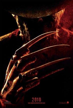 Cartel de Pesadilla en Elm Street