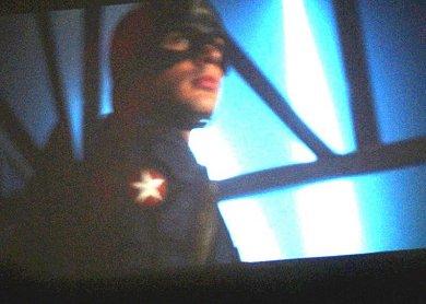 Chris Evans como el Capi America