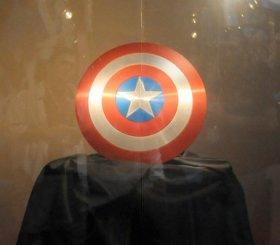 El escudo del Capi America