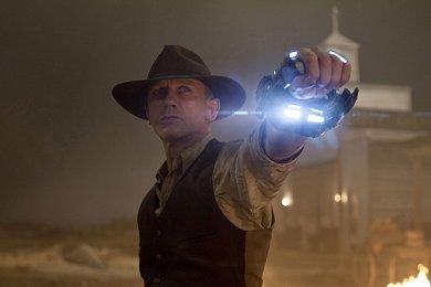 Daniel Craig en Cowboys & Aliens