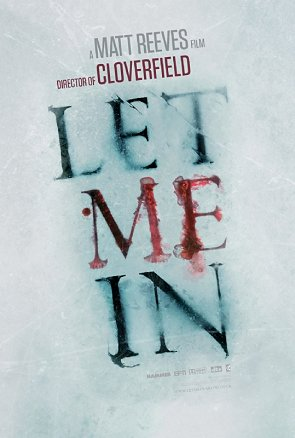Cartel de Let Me In