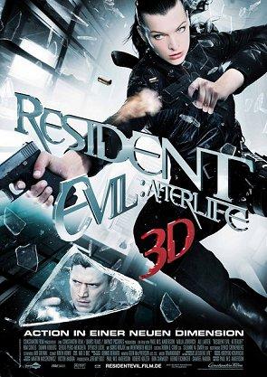 Cartel de Resident Evil: Ultratumba