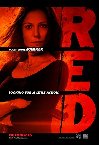 Mary-Louise Parker en RED