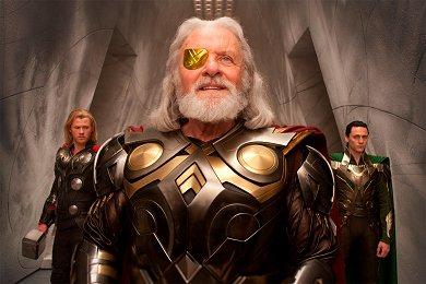 Las armaduras plasticonosas de Thor