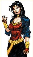 Wonder Woman según Jim Lee