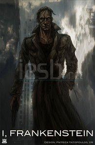 Diseño conceptual de Yo, Frankenstein #1