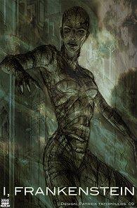 Diseño conceptual de Yo, Frankenstein #2