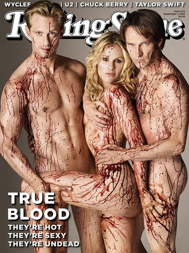 Portada Rolling Stone True Blood