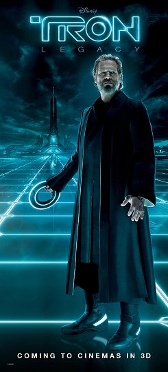 Cartel Tron: Legacy - Jeff Bridges
