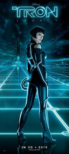 Cartel Tron: Legacy - Olivia Wilde