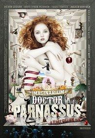 Cartel de El Imaginario del Dr. Parnassus #1
