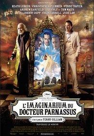 Cartel de El Imaginario del Dr. Parnassus #2