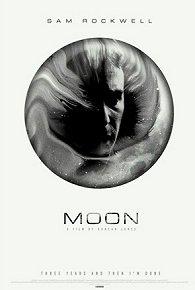 Cartel descartado de Moon #1