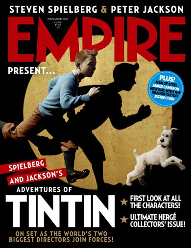 Tintín en Empire #1