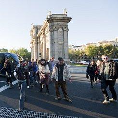 Invasión zombie en Madrid #1