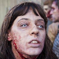 Invasión zombie en Madrid #2
