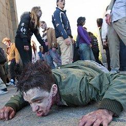 Invasión zombie en Madrid #4