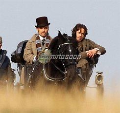 Rodaje de Sherlock Holmes 2 #4