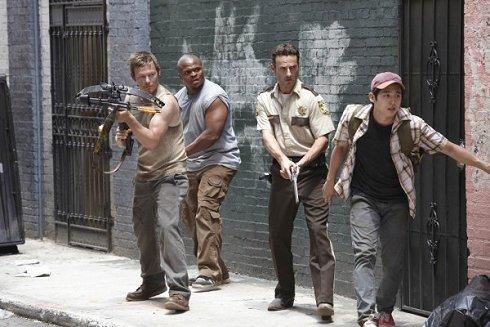 Imagen The Walking Dead #1