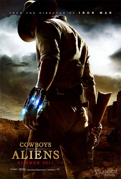 Cartel Cowboys & Aliens