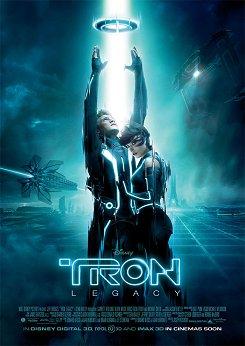 Cartel de TRON: Legacy #1