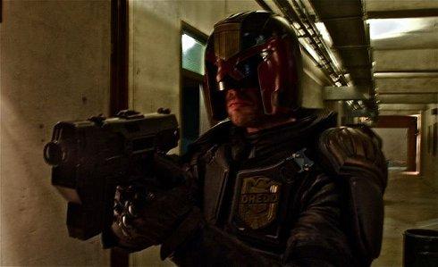 Karl Urban como Dredd