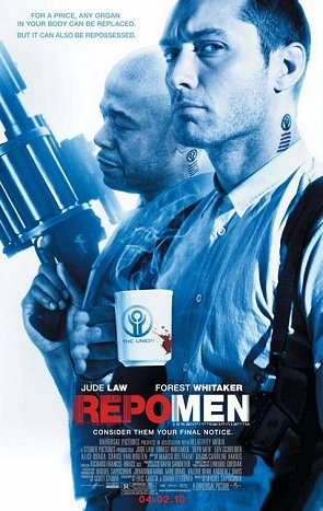 Cartel de Repo Men