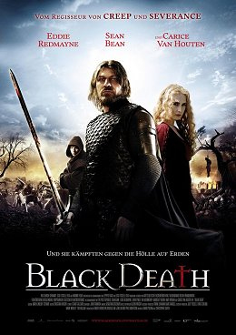 Cartel de Black Death #2
