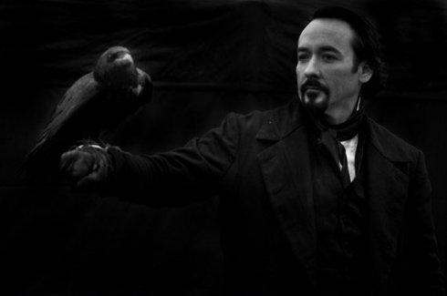 John Cusack es Poe