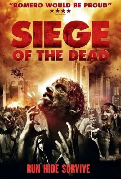 Cartel de Siege of the dead