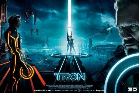 Banner de TRON: Legacy #1