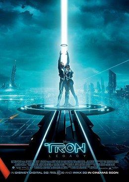 Cartel de TRON: Legacy #2