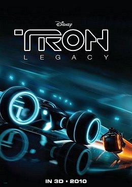 Cartel de TRON: Legacy #3