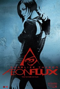 Cartel #2 de Aeon Flux