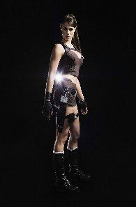 Alison Carroll como Lara Croft #6