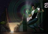 Arte conceptual de Green Lantern #1