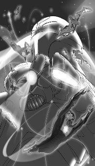 Arte conceptual de Green Lantern #3