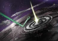 Arte conceptual de Green Lantern #5