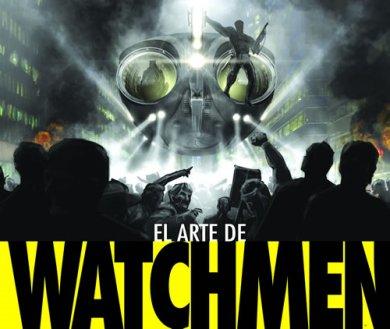 Libro El Arte de Watchmen