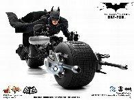 Figura Batman Batpod #4