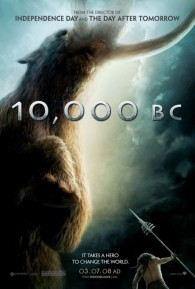 Cartel de 10.000 BC