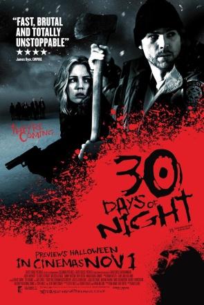 Nuevo cartel de 30 Días de Oscuridad