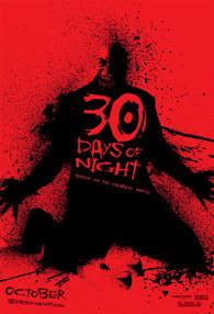 Cartel de 30 Días de Noche #1