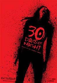 Cartel de 30 Días de Noche #3