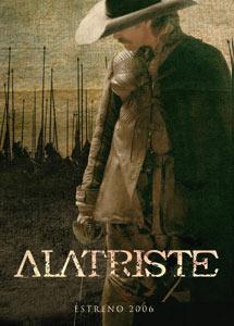 Cartel de Alatriste