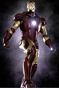 Armadura final de Iron Man
