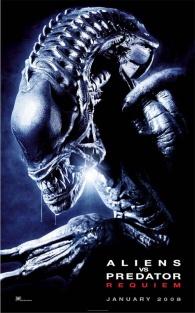 Cartel AVP2 - Alien