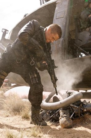 Bale en Terminator Salvation